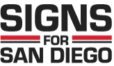 Signs For San Diego Logo